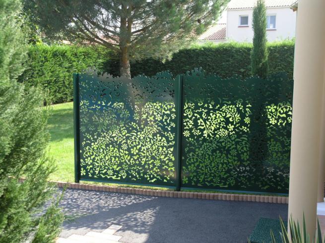 Productos puertas viso panam - Separation jardin ...